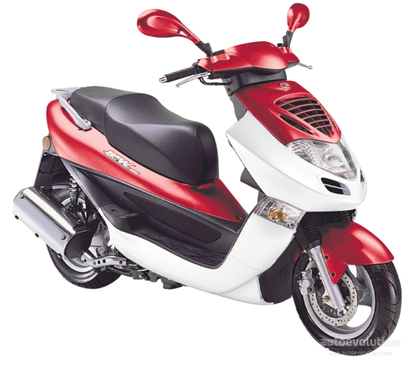 2007 Kymco Bet and Win 250 #3
