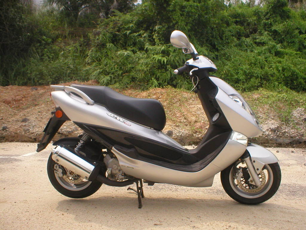Kymco Bet and Win 250 #1