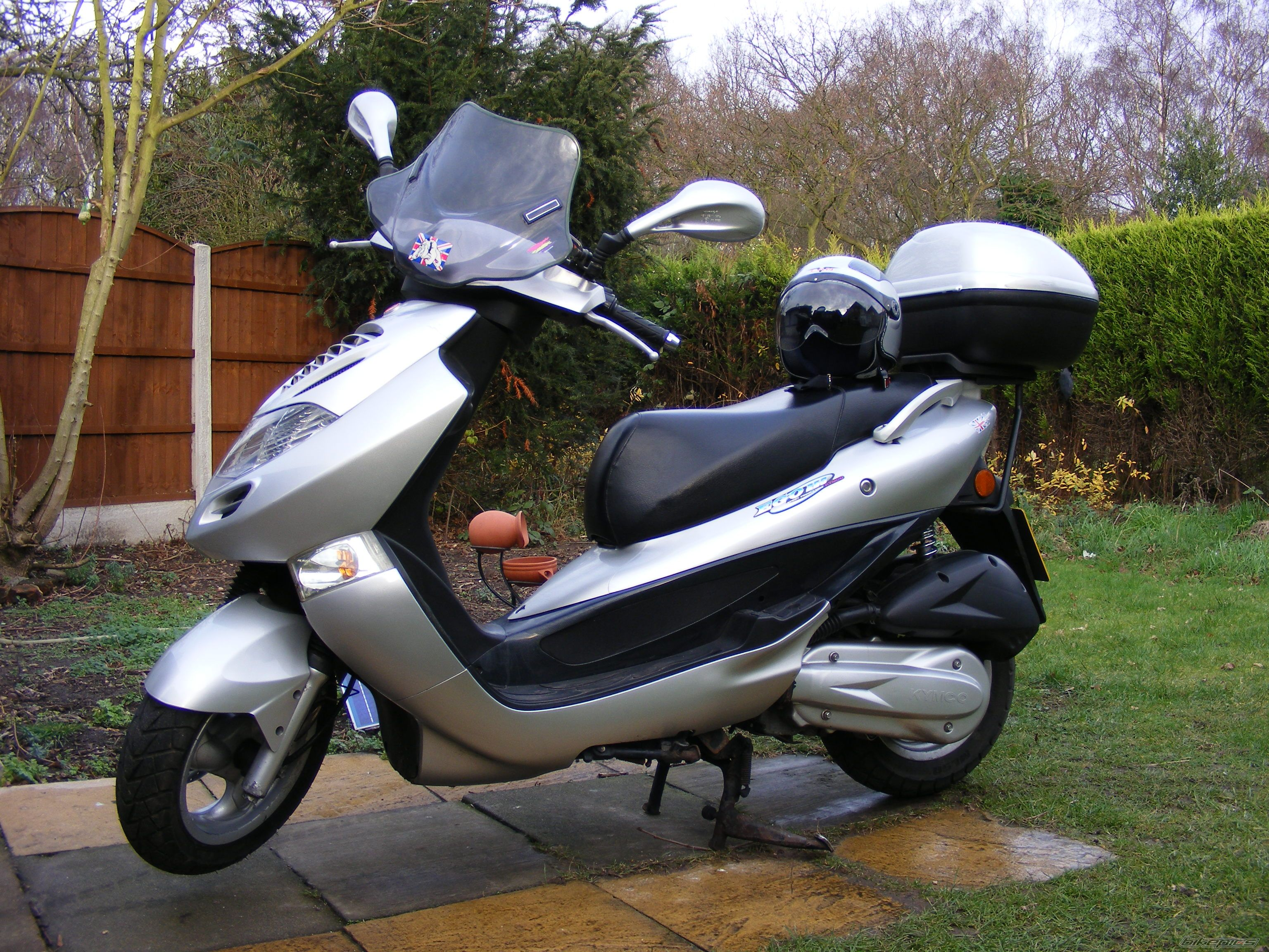 Kymco Bet and Win 250 #3