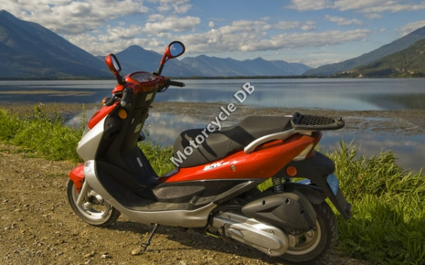 2007 Kymco Bet and Win 50 #6