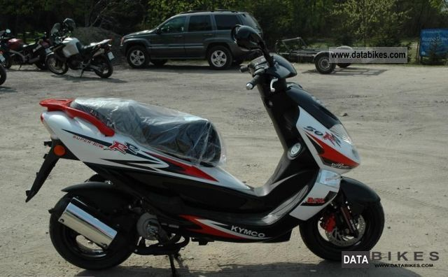 Kymco Bet and Win 50 #2