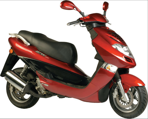 2005 Kymco Bet and Win #1