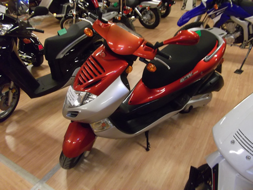 2006 Kymco Bet and Win #8