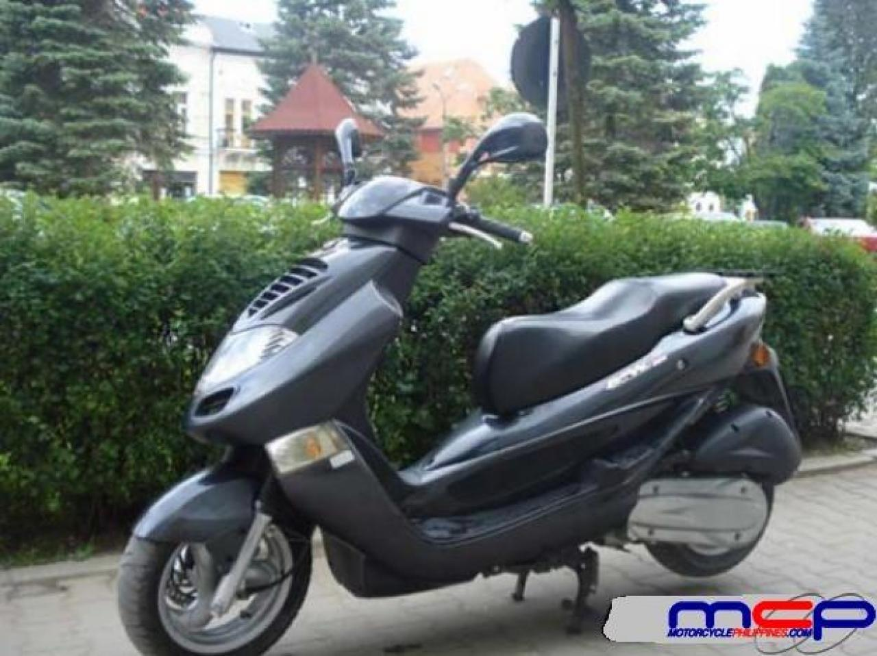 2006 Kymco Bet and Win #1