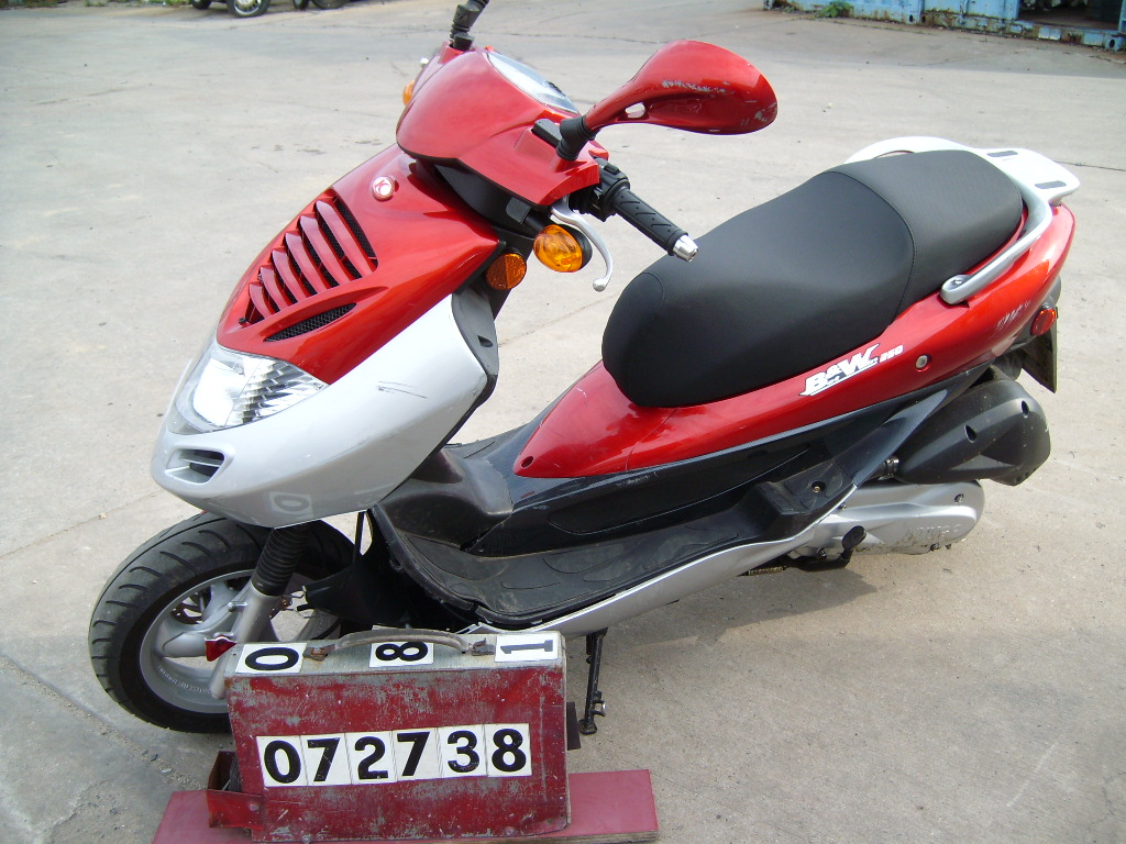 2006 Kymco Bet and Win #3