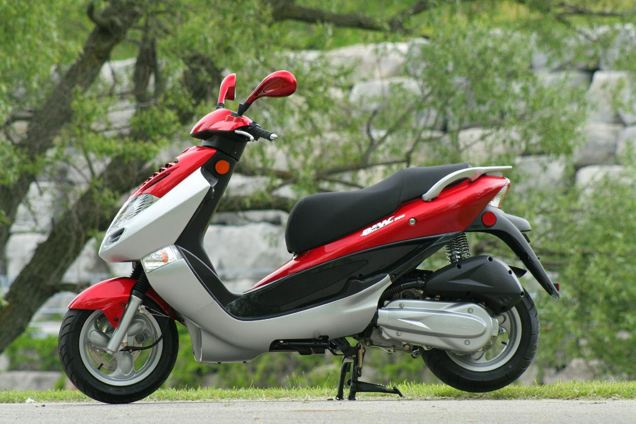 2008 Kymco Bet and Win #1