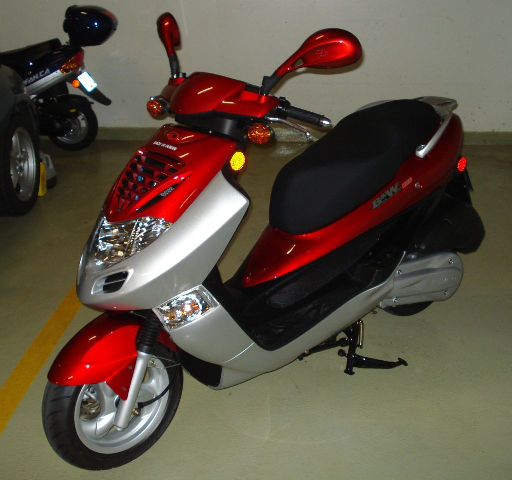 2008 Kymco Bet and Win #4