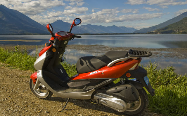 2008 Kymco Bet and Win #2