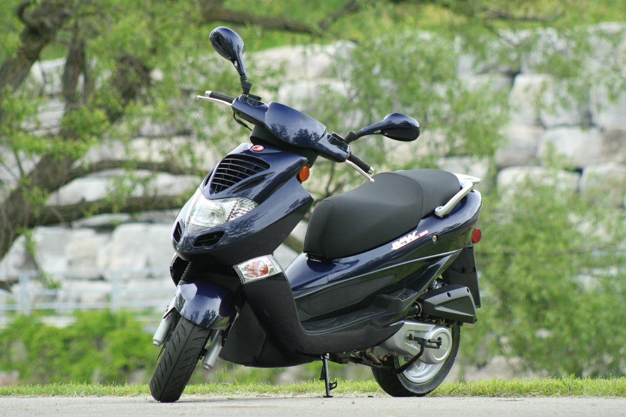 2008 Kymco Bet and Win #3
