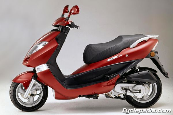 2008 Kymco Bet and Win #8