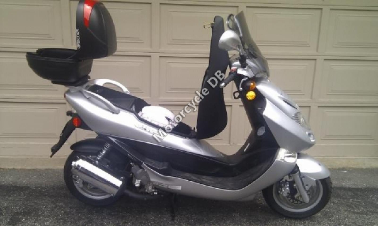 2008 Kymco Bet and Win #6
