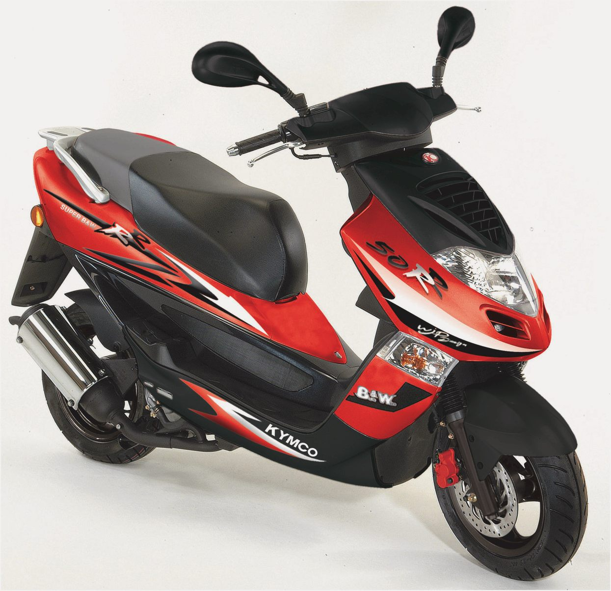2008 Kymco Bet and Win #9