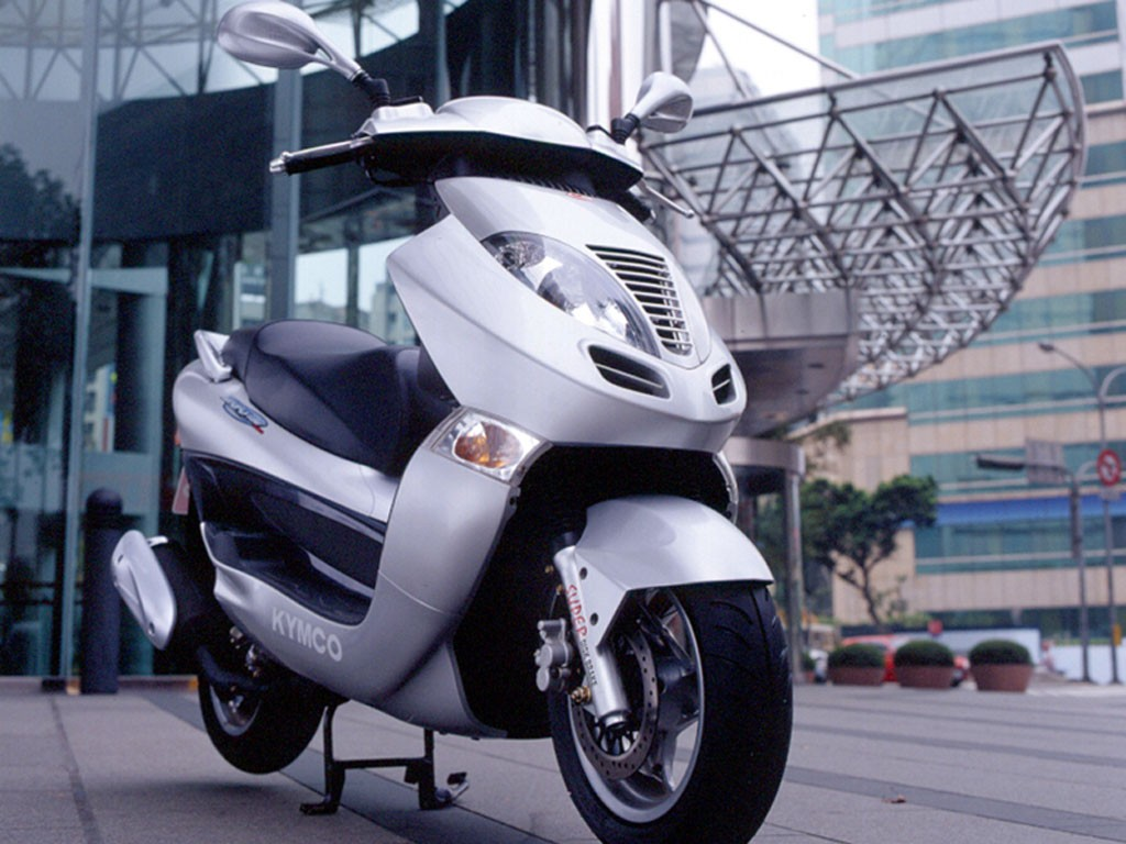 2008 Kymco Bet and Win #7