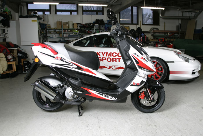 Kymco Bet and Win #1