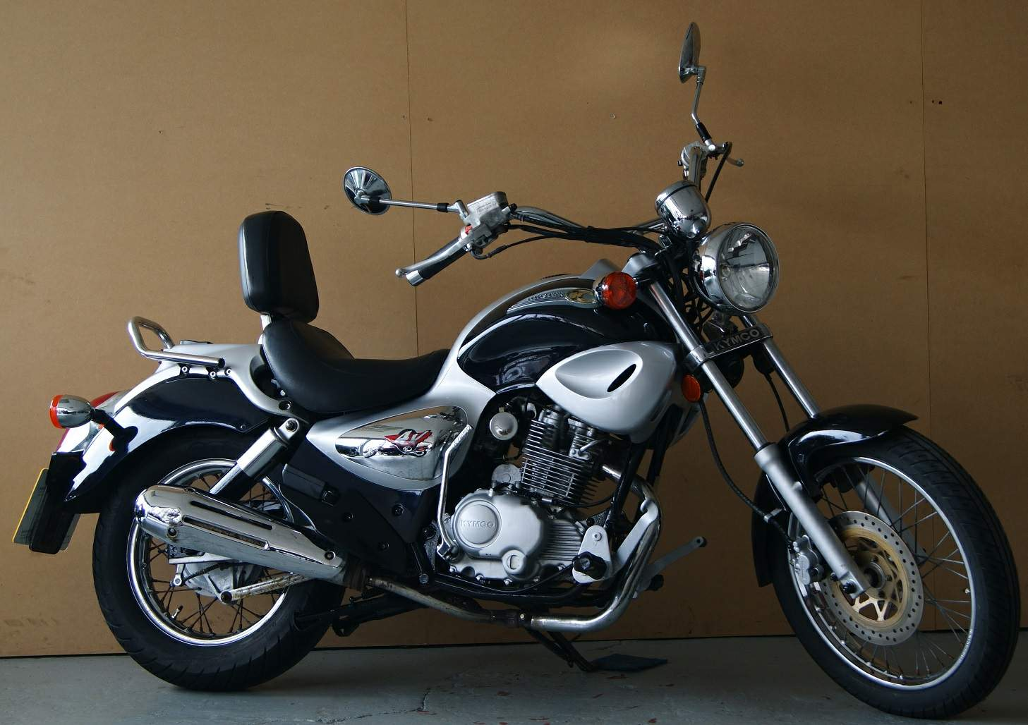 2003 Kymco Hipster 125 #7