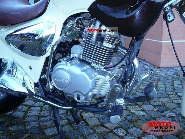 2003 Kymco Hipster 125 #8