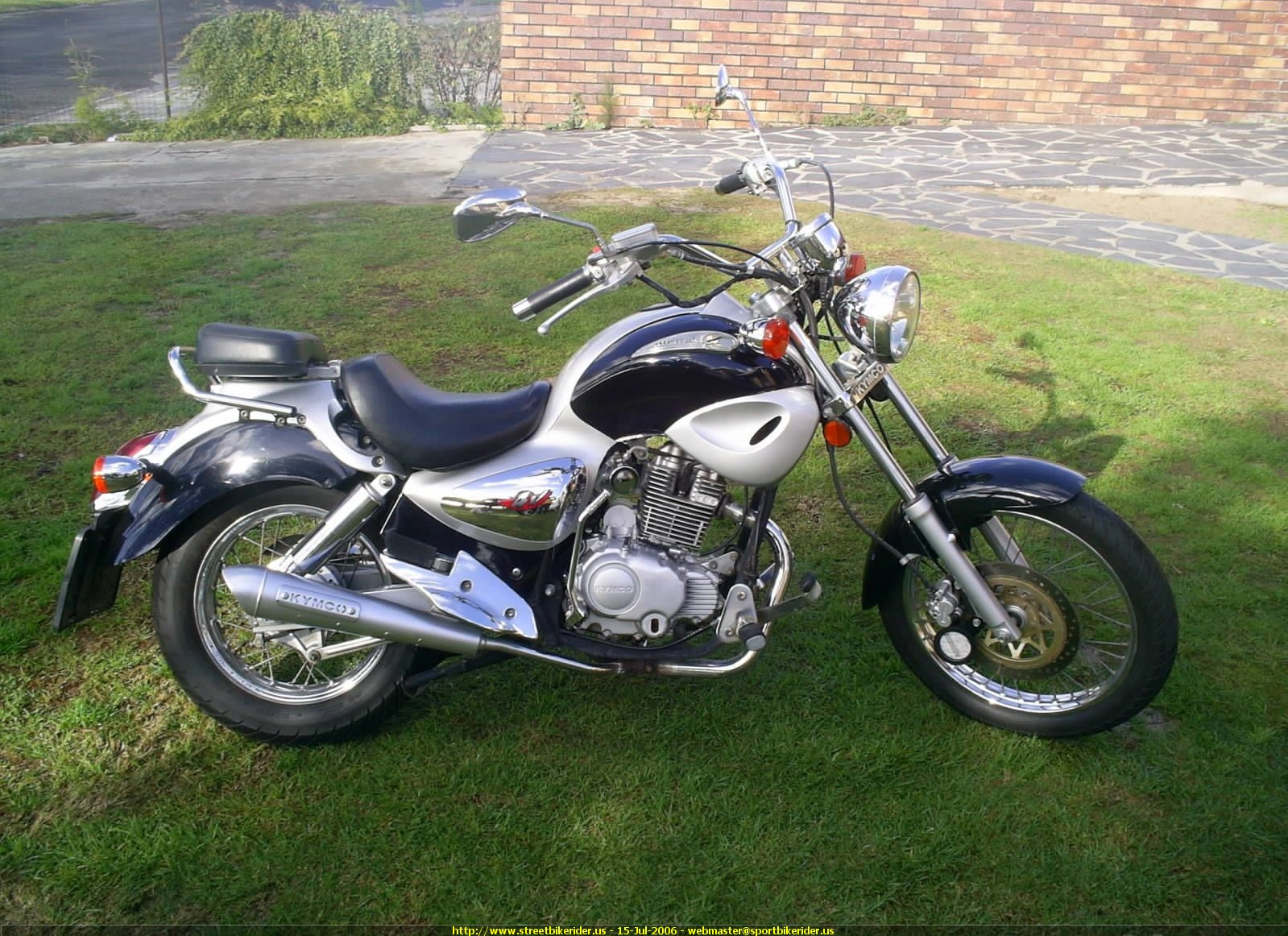 2003 Kymco Hipster 125 #1