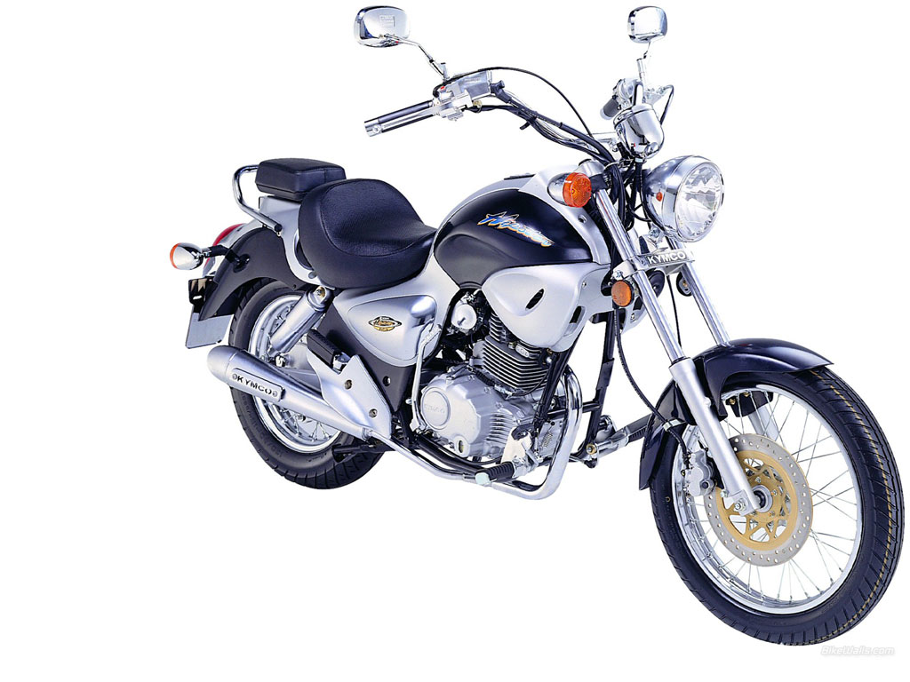 2003 Kymco Hipster 125 #3