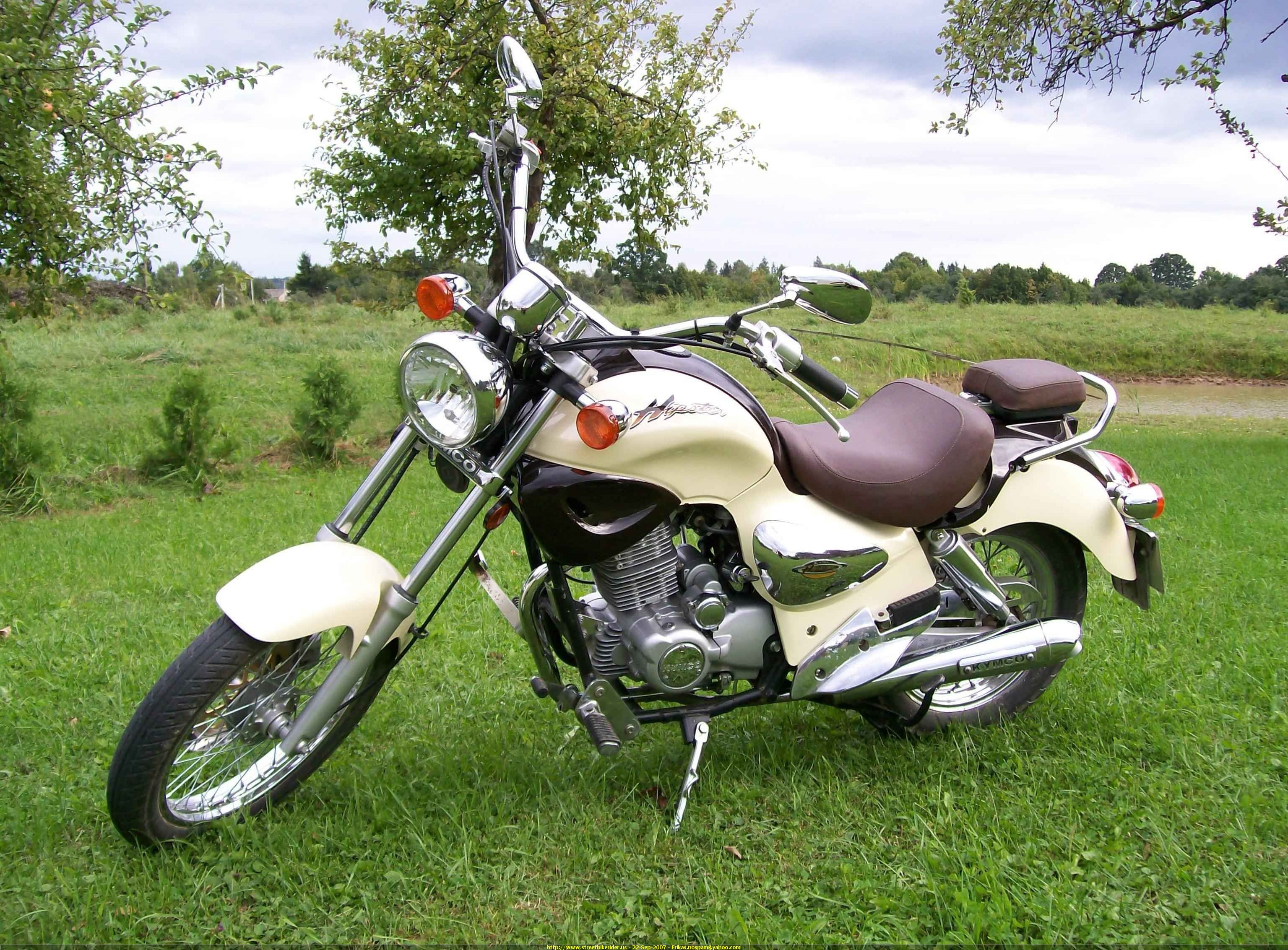 2003 Kymco Hipster 125 #5