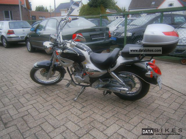 2003 Kymco Hipster 125 #10