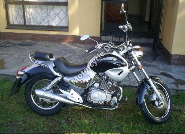 Kymco Hipster 125 #4
