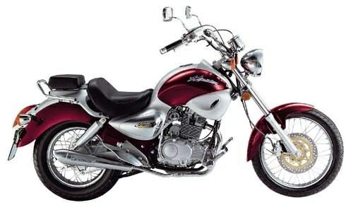 Kymco Hipster 125 #1