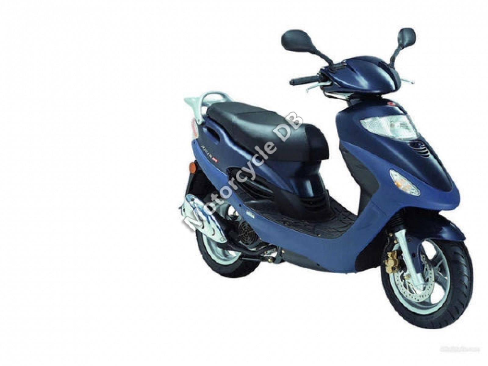 2004 Kymco Hipster 150 #12
