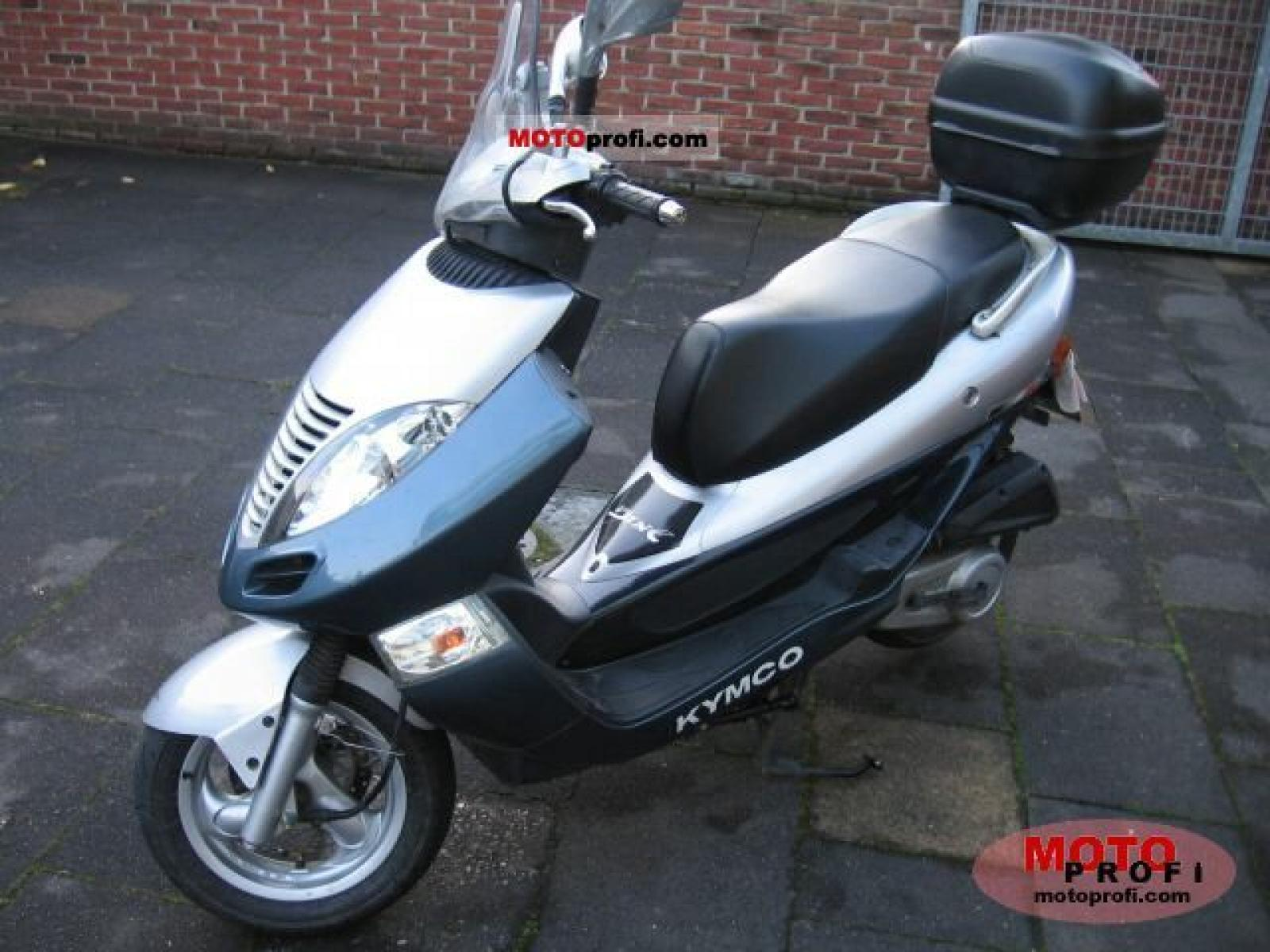 2004 Kymco Hipster 150 #6