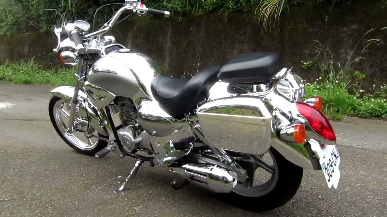 2004 Kymco Hipster 150 #8