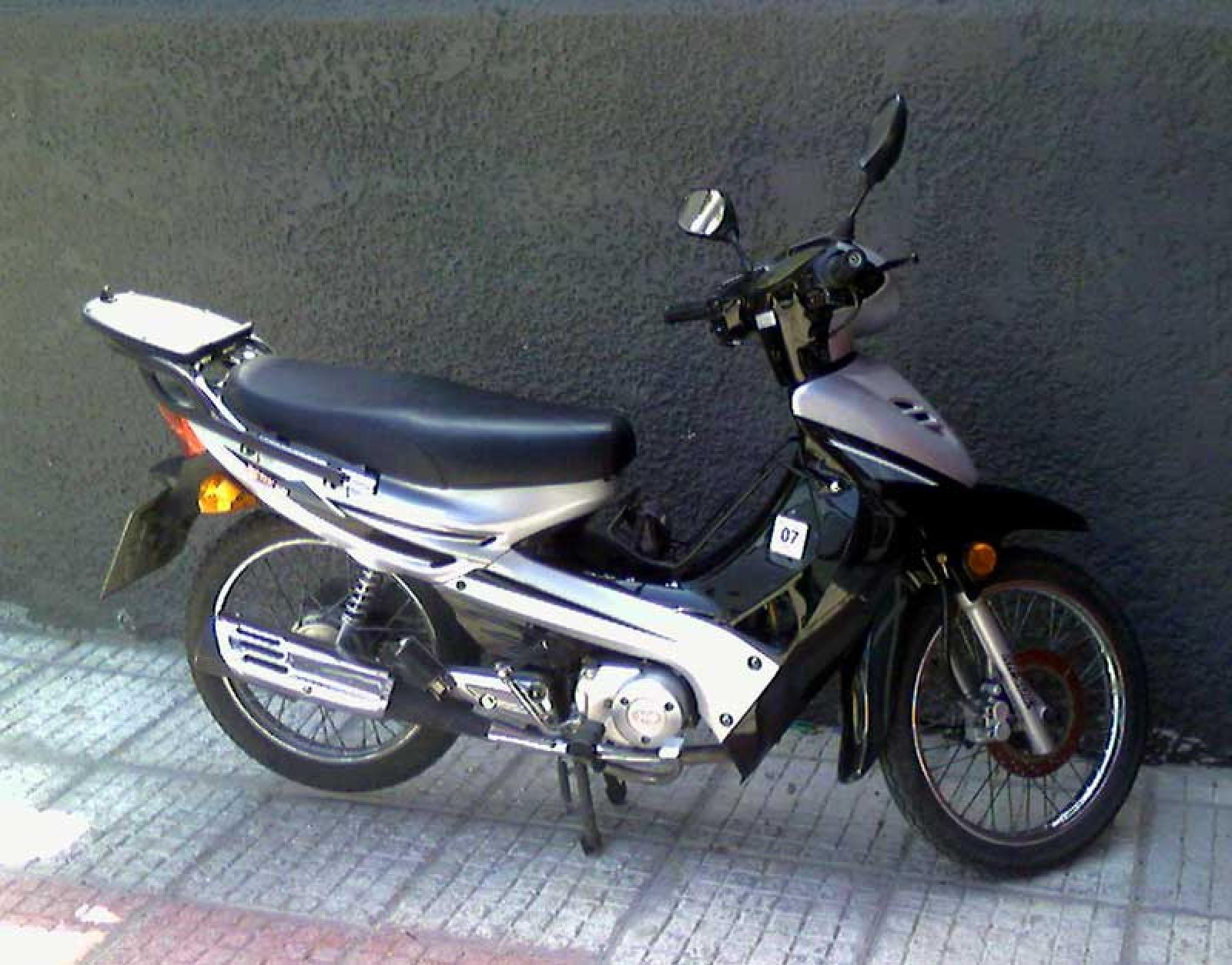 2004 Kymco Hipster 150 #11
