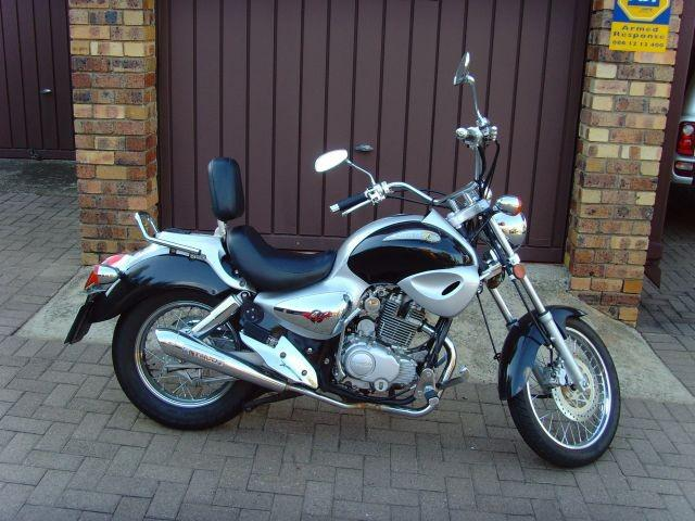 2005 Kymco Hipster 150 #1