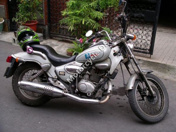 2005 Kymco Hipster 150 #2