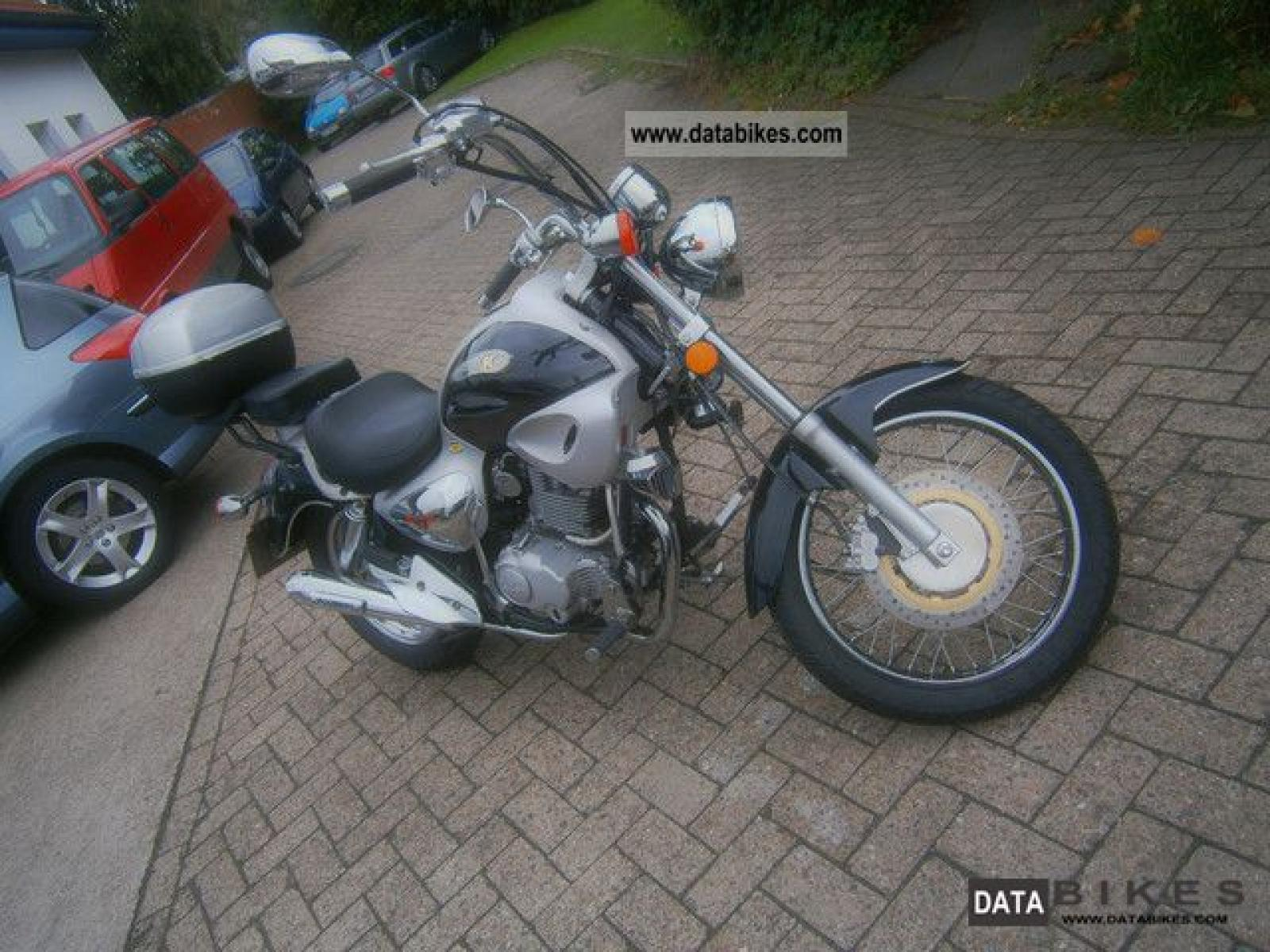 2005 Kymco Hipster 150 #5