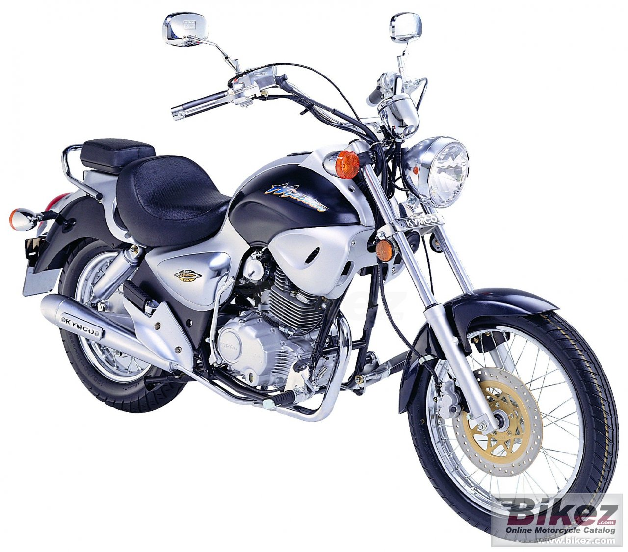 2005 Kymco Hipster 150 #3