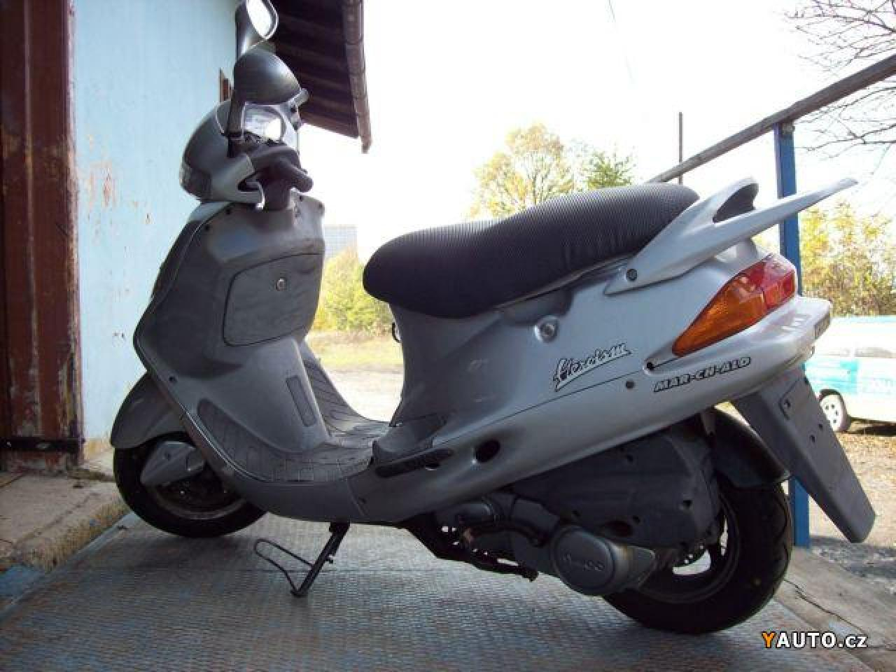 2005 Kymco Hipster 150 #6