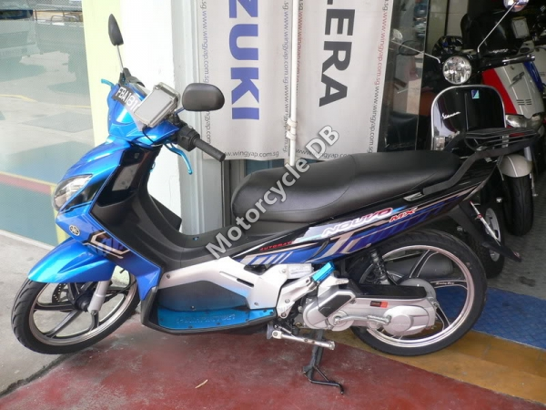 Kymco Hipster 150 #4