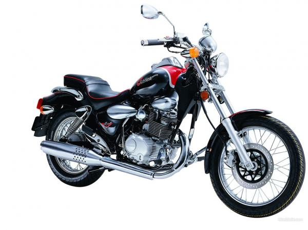 Kymco Hipster 150 #1