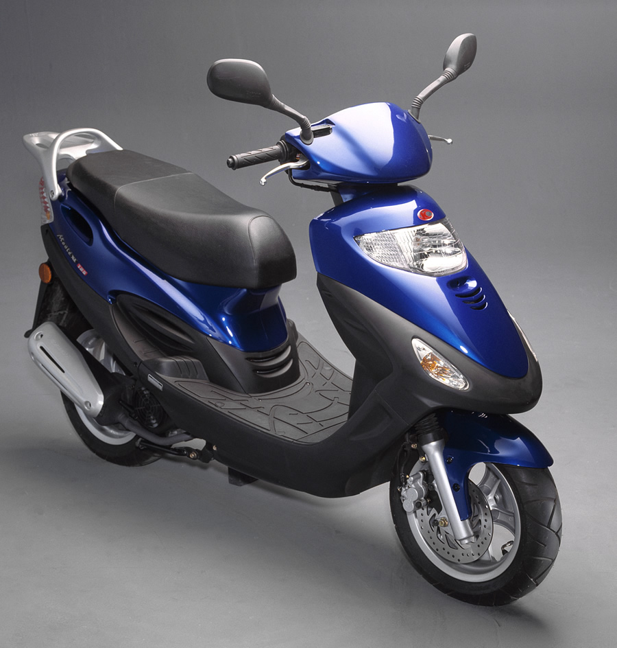2004 Kymco Movie XL 125 #6