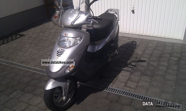 2004 Kymco Movie XL 125 #5