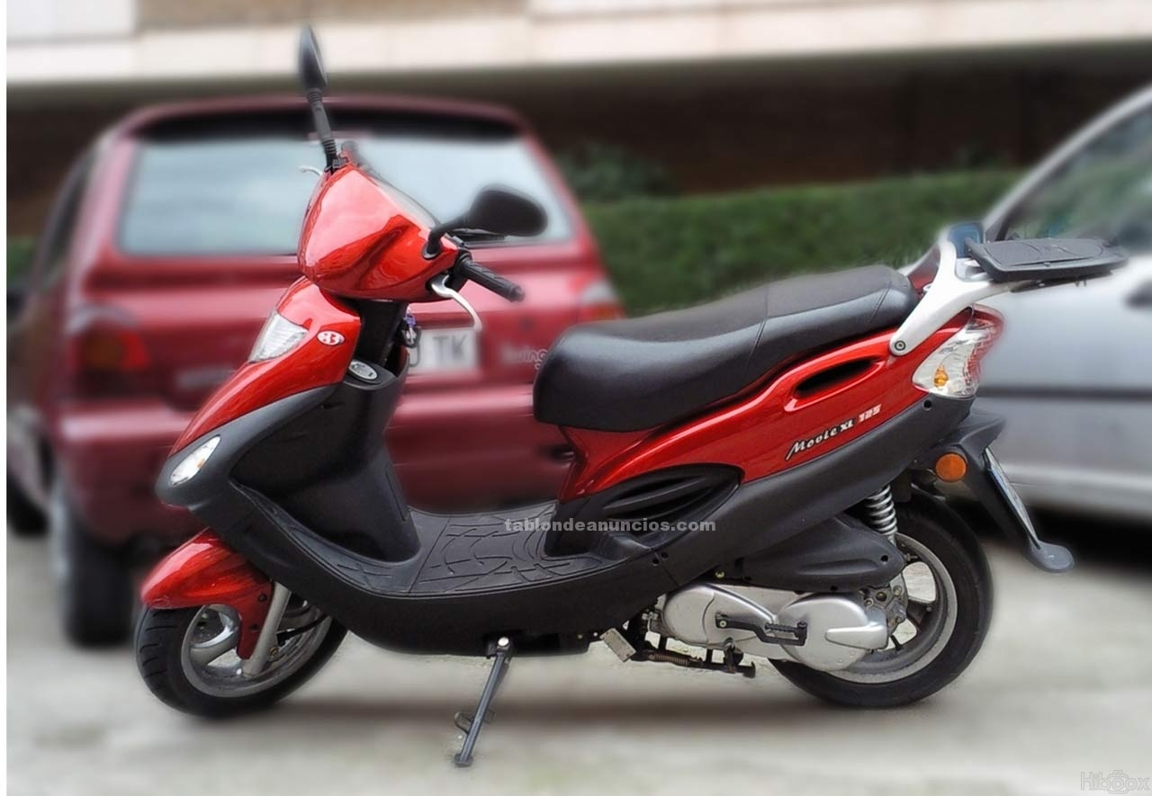 2004 Kymco Movie XL 125 #1