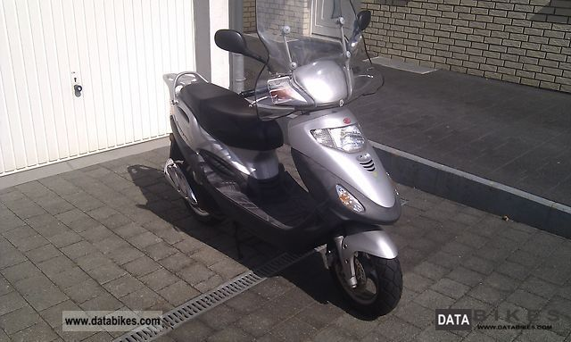 2004 Kymco Movie XL 125 #3