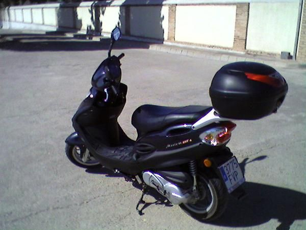 2007 Kymco Movie XL 125 #1