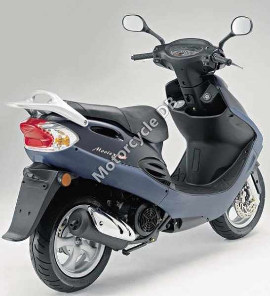 2007 Kymco Movie XL 125 #2