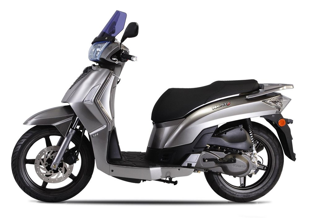 2007 Kymco People S 125 #1