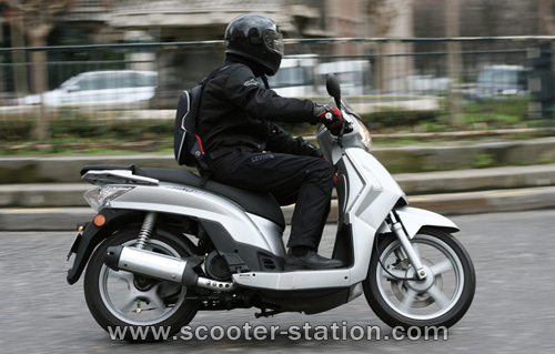 Kymco People S 125 #3