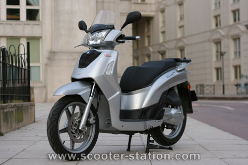 Kymco People S 125 #2