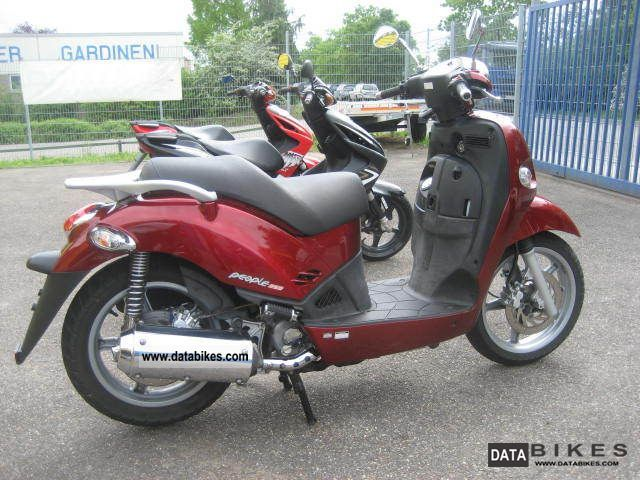 2010 Kymco People S 250 #4