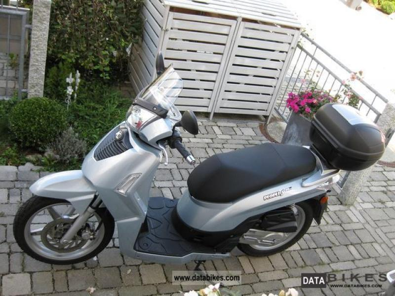 2009 Kymco People S 4T #3