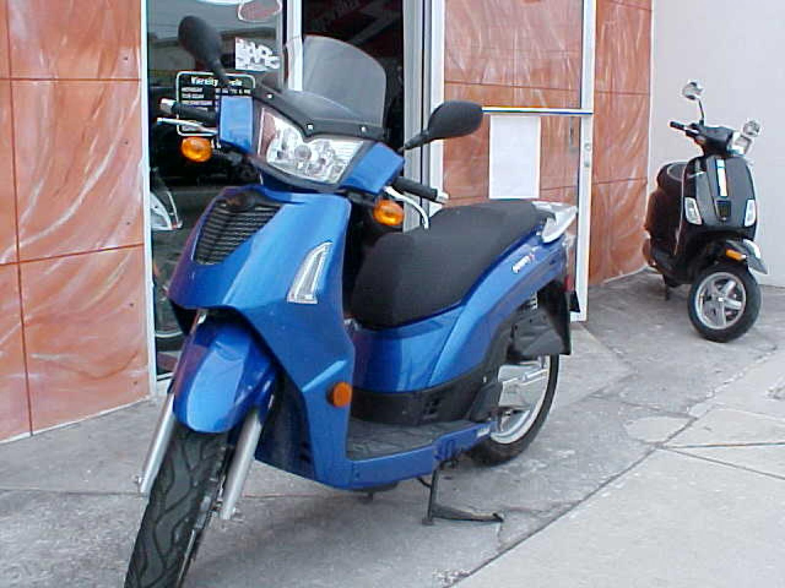 2009 Kymco People S 4T #5