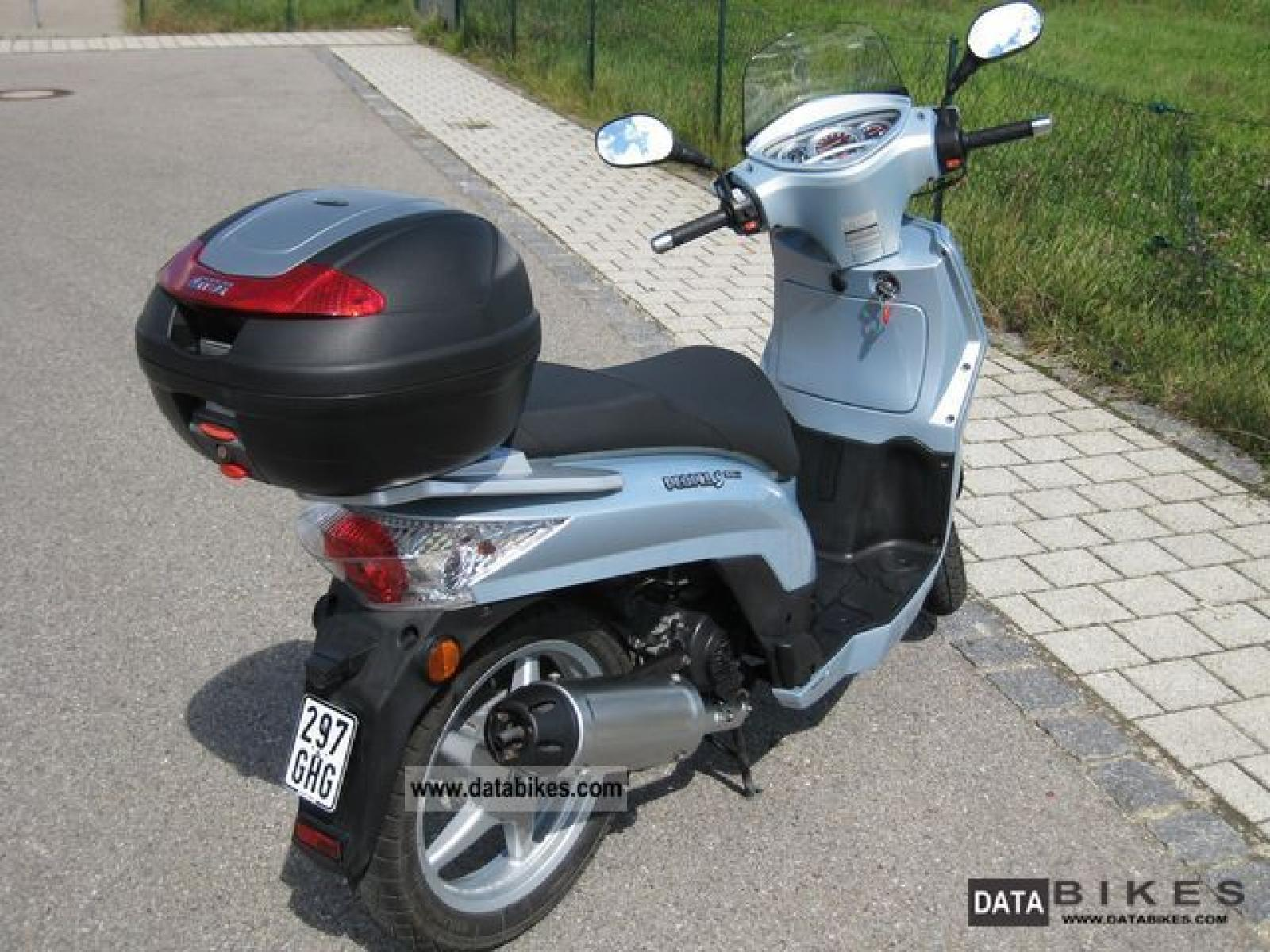 Kymco People S 4T #1